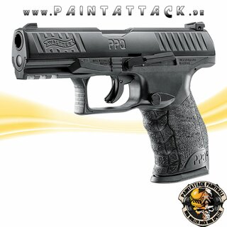 Walther PPQ M2 T4E Mag Fed Paintball Pistole - RAM Waffe