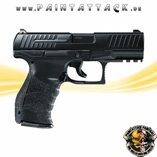 Walther PPQ Heavy Metal Vollmetall Springer 6mm BB schwarz