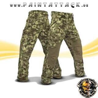 Planet Eclipse Planet Elite Pant Paintball Hose HDE Camo