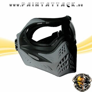 VForce Grill Paintball Maske thermal grau schwarz