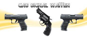 Gaswaffen Schreckschusswaffen