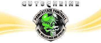 Paintball Gutscheine