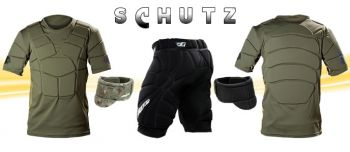 Paintball Schutz