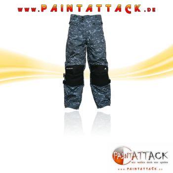 Annex SPARSET Paintball Pants / Hose & Trikot / Jersey DIGI CAMO BLACK -  Größe L