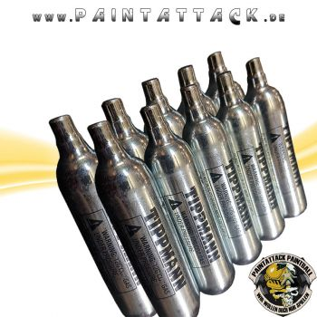 CO² Kapsel 12g Tippmann Treibmittel Kartusche - 10 Stück