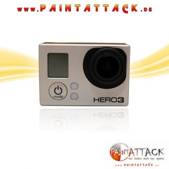 GOPRO HERO 3 Black Edition Outdoor - HD Action Camcorder - Paintball HD Helmkamera