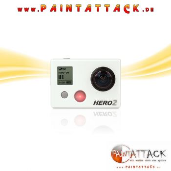 GoPro HERO 2 Outdoor Edition - HD Action Camcorder - Paintball HD Helmkamera