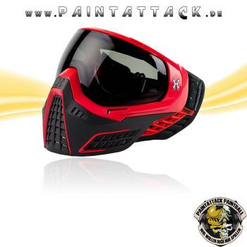 HK ARMY KLR Paintball Maske - Thermal - ROT / RED