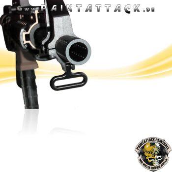 HonorCore TGR2 M-16 Version Taktischer Mag-Fed Paintball Markierer (Earth / Tan)