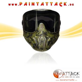 Invert Avatar - Thermal Paintball Maske - DIGITAL DIGI CAMO