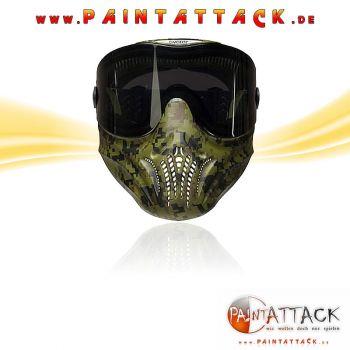Invert Avatar - Thermal Paintball Maske - DIGITAL DIGI CAMO