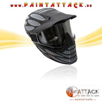 JT Spectra Flex 8 - Proflex 8 - Thermal - Full Coverage - SCHWARZ / GRAU