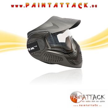 Annex MI THERMAL Paintball Maske - SCHWARZ