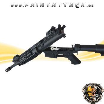Tippmann M4 Carbine Airsoft Gewehr 6mm BB schwarz