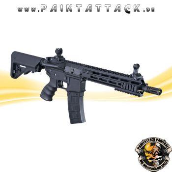 Tippmann Recon AEG CQB 9,5 Zoll mit M-Lok Shroud 6mm BB Airsoft Gewehr schwarz