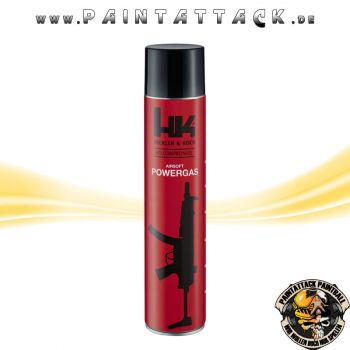 Heckler &Koch Airsoft Power Gas Green Gas 600 ml