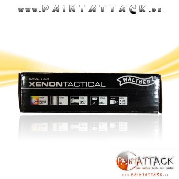 Walther Taschenlampe XENON TACTICAL