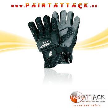 Pro Toyz / ProToyz PT-Field Paintball Handschuhe Vollfinger - SCHWARZ - Größe L