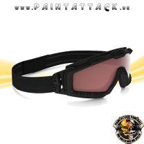 Oakley SI Ballistic Goggle Halo Matte Black /TR45 Titanium Iridium Ballistische Schutzbrille