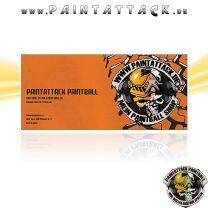 Paintattack Paintball Gutschein / Geschenkgutschein 5,00€ - Motiv 3