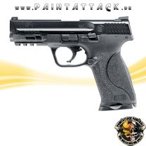Smith & Wesson M&P9 M2.0 T4E Magfed Paintballpistole .43 Cal schwarz