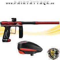 Empire AXE PRO Paintball Markierer red dust mit GI LVL Loader Spapaket