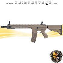 Tippmann Recon AEG Carbine 14,5 Zoll mit M-Lok Shroud 6mm BB Airsoft Gewehr TAN