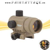 Valken V Tactical Red Dot RDA20 Tan