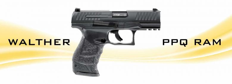 Walther PPQ RAM Cal. 43