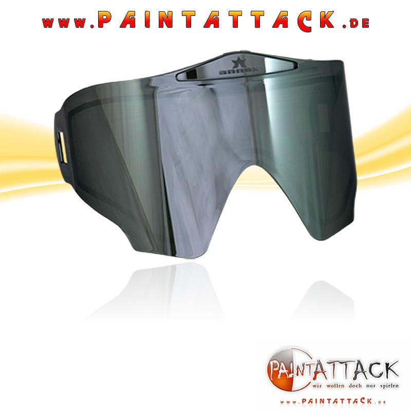Annex MI 7 Thermalglas / Ersatzglas - CHROM / SILBER / VERSPIEGELT
