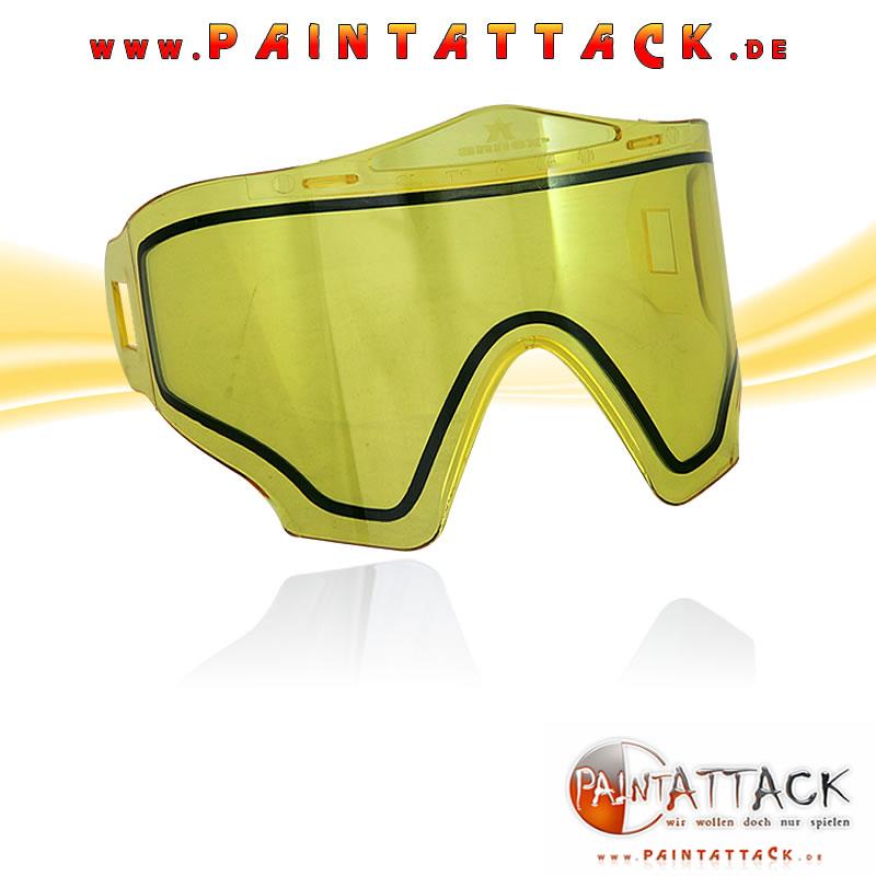Annex MI 7 Thermalglas / Ersatzglas - GELB / YELLOW