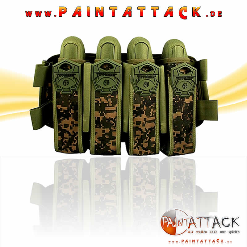 Tippmann Battlepack in der Deluxe Version für 9 Pots ( 5 Loops )
