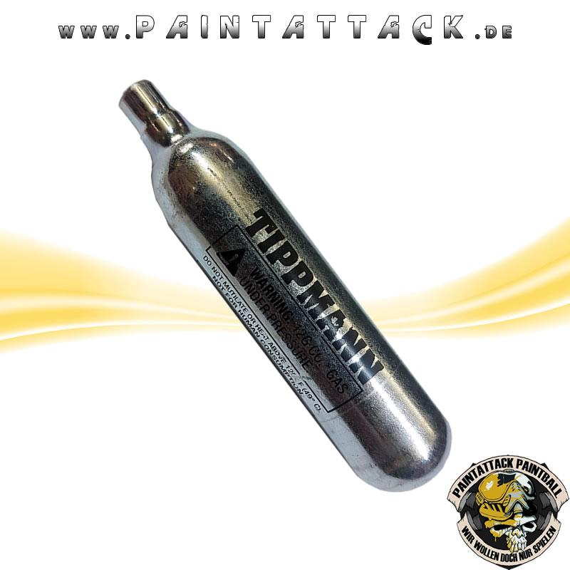 CO² Kapsel 12g Tippmann Treibmittel Kartusche - 1 Stück