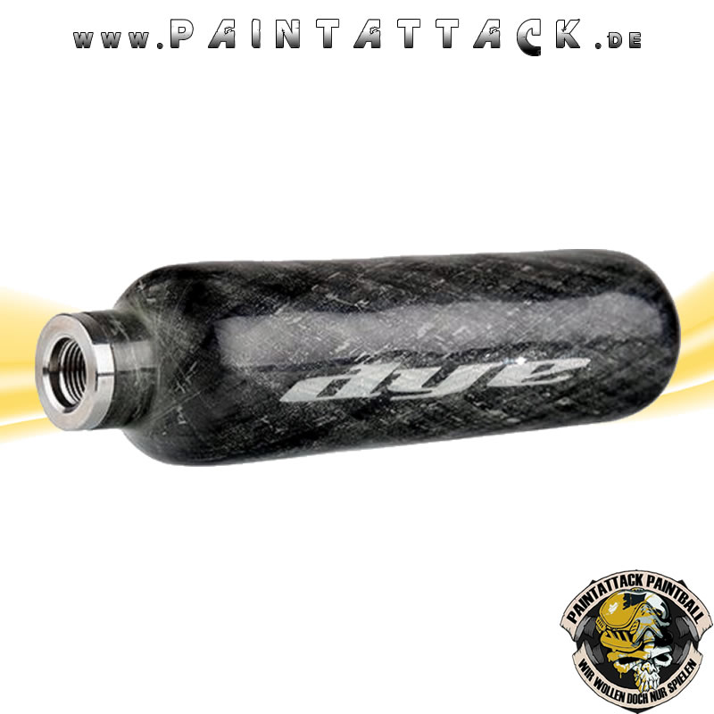 Dye Core 0,25l 300bar HP Flasche MagFed Paintball Tank für Airstock