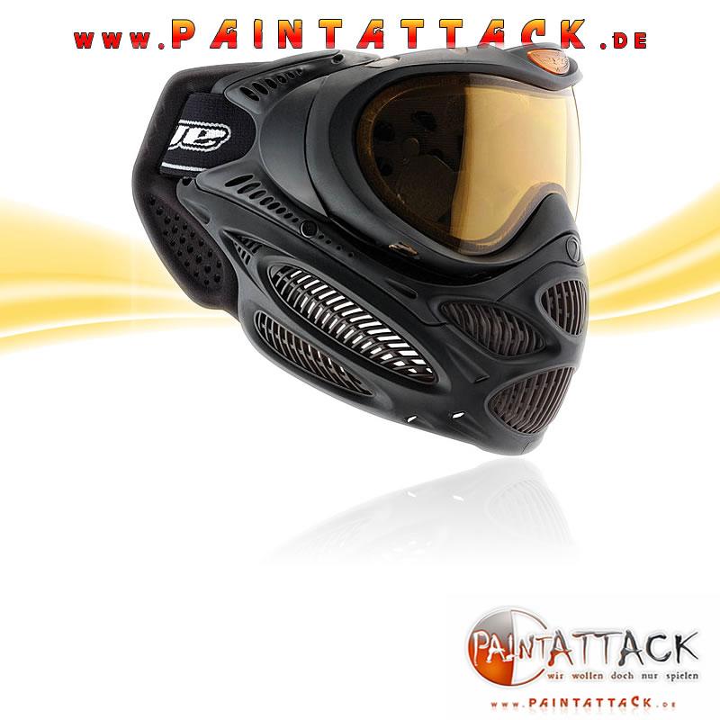 DYE I3 - Invision 3 Pro - Thermal Paintball Maske - schwarz