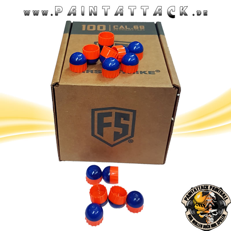 First Strike Paintballs Kaliber 68 100 Stück