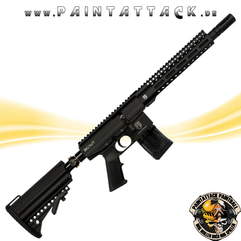 First Strike T15 Scout Sniper Magfed Paintball Markierer
