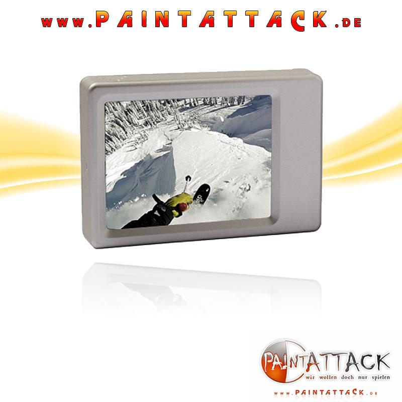 GoPro HD LCD BacPac - aufsteckbarer LCD Monitor exklusiv für HD HERO