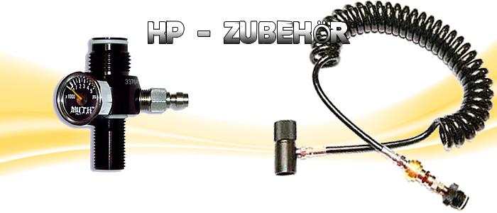 HP Zubehör