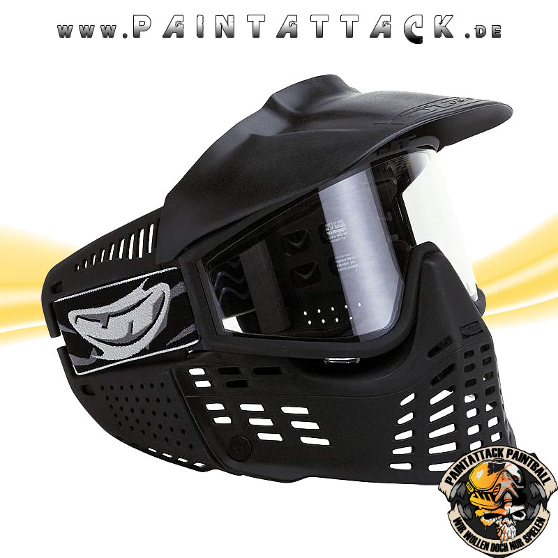 JT Spectra Pro Shield  thermal Paintball Maske