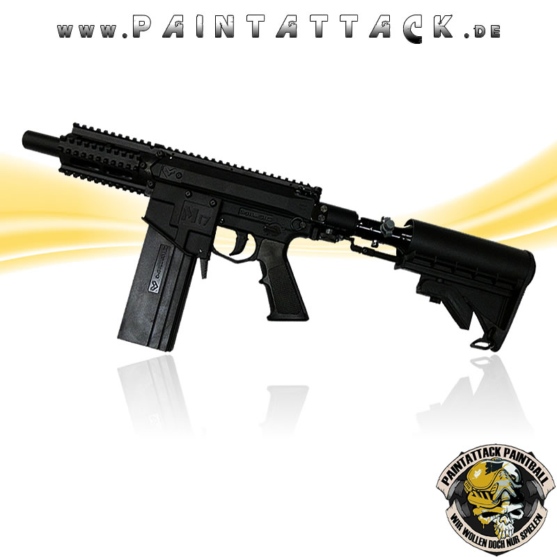 Milsig M17 Cqc Close Quarters Combat Mag Fed Paintball Markierer