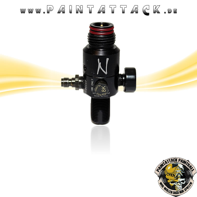 Ninja Ultra Light Regulator 300 Bar