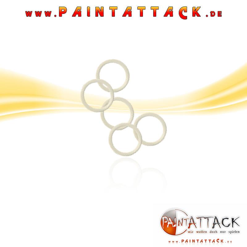 5 x Polyurethan O - Ring für HP Flaschen / Regulatoren