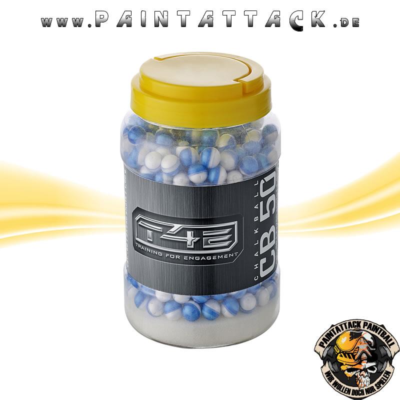 Powderballs Kaliber 50 T4E CB 50 für 500 Stück