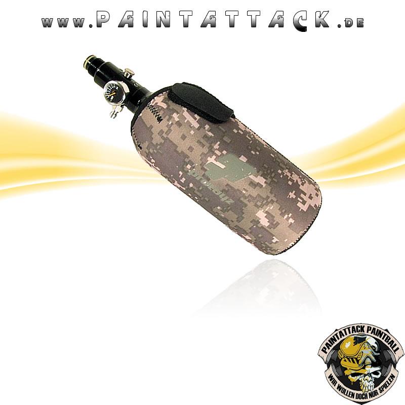 ProToyz Bottle Cover Flaschenüberzug für HP Flasche 0,8l ACU DIGI CAMO