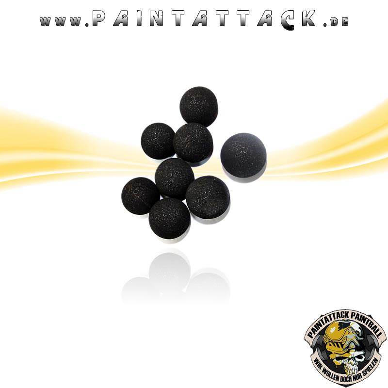 Rubberballs Gummigeschosse mit Metall Kaliber 43 - 50 Stück