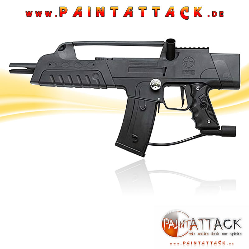 Smart Parts SP 8 - Optisch wie Heckler & Koch XM8