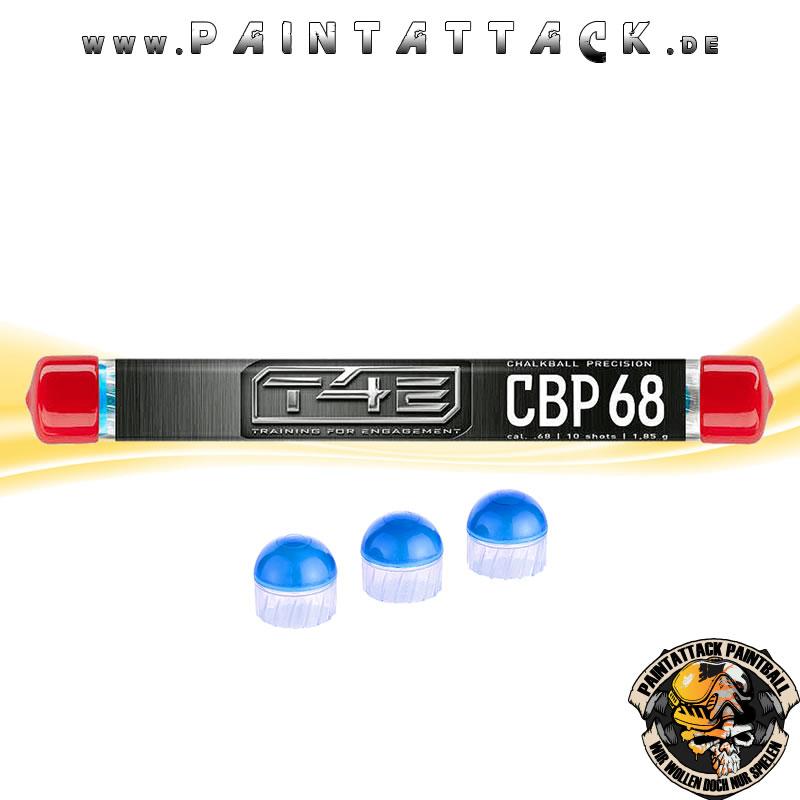 T4E CBP 50 präzisions Powderballs Kaliber 50 für HDR Revolver