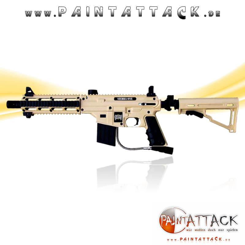 Tippmann Sierra One - TAN / DESERT Paintball Markierer