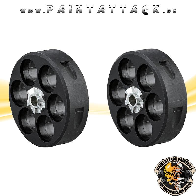 Umarex T4E HDR 50 Ersatztrommel 2er-Pack